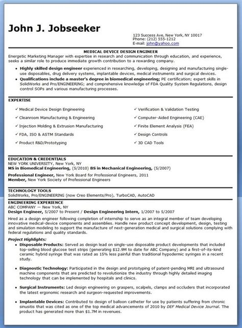 design engineer resume 12 best images about resumes on