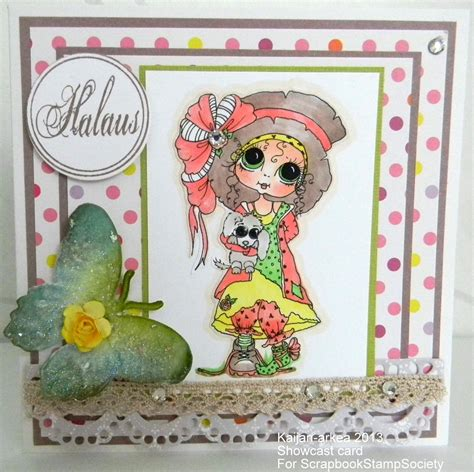 Digi Images For Card Making - scrapbook stamp society pickles and petra