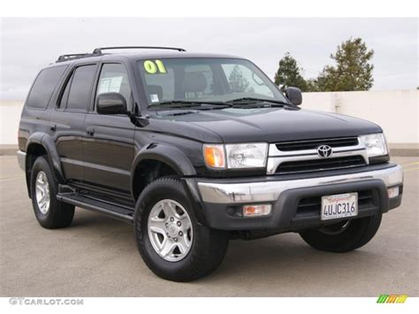 2001 Toyota 4runner Sr5 Black 2001 Toyota 4runner Sr5 4x4 Exterior Photo 41334211