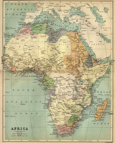 In Africa by The Scramble For Africa