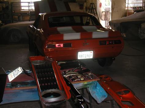 Gearhead Garage Sacramento by 1969 Camaro Z 28 Gearhead Garage