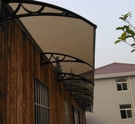polycarbonate window awnings diy outdoor polycarbonate wooden door canopies buy