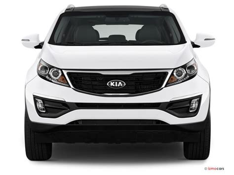 Kia Sportage Front 2016 Kia Sportage Pictures Front View U S News World