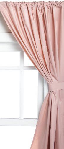 36 X 45 Curtains Carnation Home Fashions Vinyl Bathroom Window Curtain 45 Quot X 36 Quot