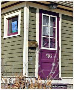 Purple Door Meaning by Purple Front Door Meaning Paint Your Door Puprle Pretty