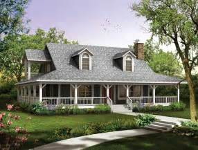 One Story Wrap Around Porch House Plans by 17 Best 1000 Ideas About Wrap Around Porches On Pinterest
