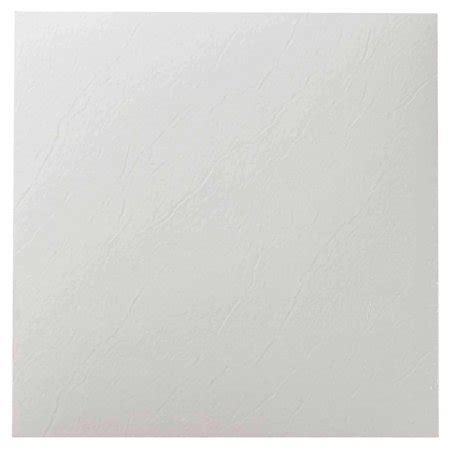 nexus white   adhesive vinyl floor tile  tiles sqft walmartcom