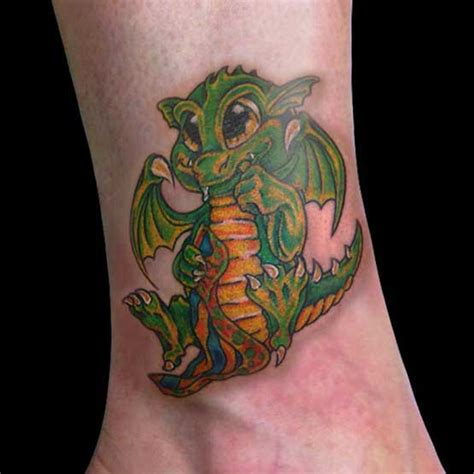 Tattoos Of Cartoon Dragons | 72 amazing dragon tattoos you should check out mens craze