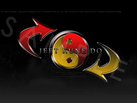 jeet kune do logo by f 1 on deviantart