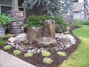 Garden Rock Features Best 25 Rock Ideas On Garden Fountains Garden Water Fountains And Outdoor