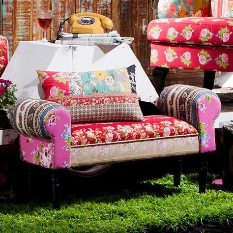 wbn home design inc kare design bank patchwork sitzbank esszimmer bunt