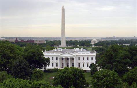 parking near white house drone crashes near white house washington monument criminal citation issued against man