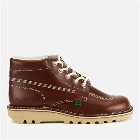 Kickers Boots For kickers s kick hi leather boots mens
