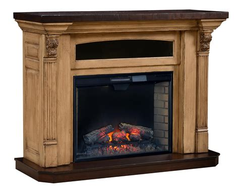 enjoy electric fireplace entertainment center