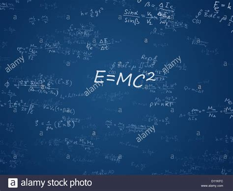 physics background physics and mathematics background equations cloud stock