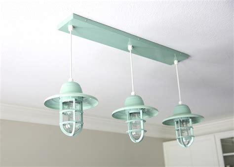 Track Lighting Chandelier Multi Light Chandelier Brightens Up S Craft Room Barnlightelectric