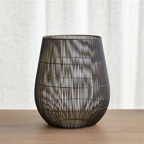 Kent Wire Large Hurricane Candle Holder   Reviews   Crate