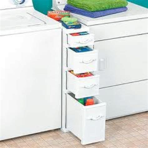 Laundry Room Storage Systems Laundry Room Drawer Storage System It S Time 2 Get Organized Pin