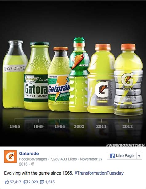 can you give a gatorade social media business which platform is right for you scion social
