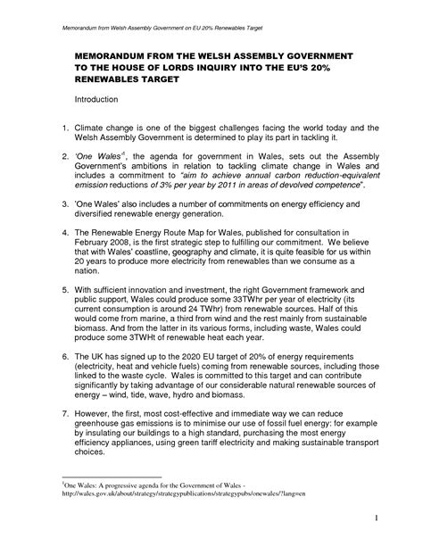 Memo Format Government 9 Best Images Of Government Memorandum Format