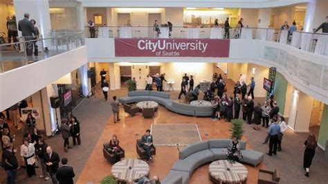 Mba At Cityu Of Seattle by City Of Seattle Highlighted As Affordable