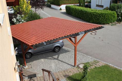Carport Mit Dachziegeln 2523 by Kunststoffdachziegel Quot Biber Quot Weber Plastik