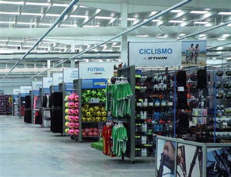 cadenas para zapatillas decathlon decathlon inaugura su primera tienda en m 233 xico masaryk