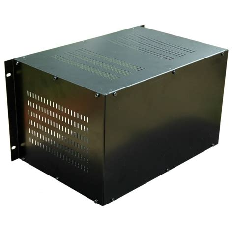19 Inch Rack Mount Chassis by 5u 19 Inch 390mm Rack Mount Vented Enclosure Chassis Allmetalparts