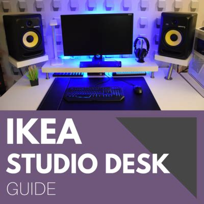 Pro Music Producers Music Production Tutorials Ikea Home Studio Desk