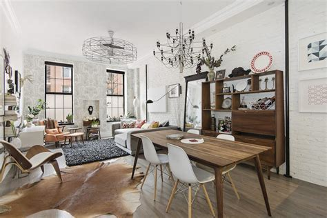 New York apartment with a cosy atmosphere