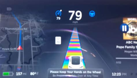 Tesla Pe Tesla Y La Senda Arco Iris De Mario Kart Nitro Pe