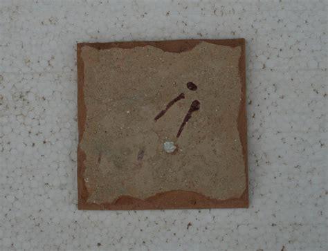 fliese dunkelrot zelliges wand bord 252 re 10x10x1 2 welle dunkelrot graviert