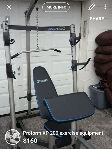 proform xp olympic weight benchrack  sale  rockledge fl offerup