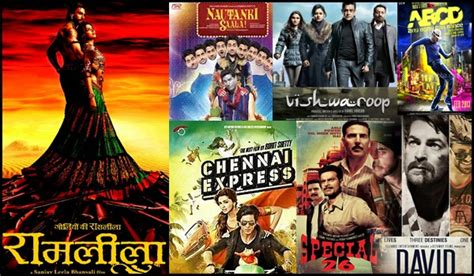 hindi film music quiz top 6 2013 bollywood movies that became a trendsetter
