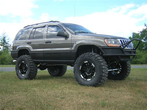 2000 Jeep Grand Cherokee Lifted Want These Wheels