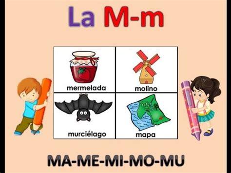 imagenes infantiles que empiecen con m la ma me mi mo mu mono silabo para ni 209 os youtube