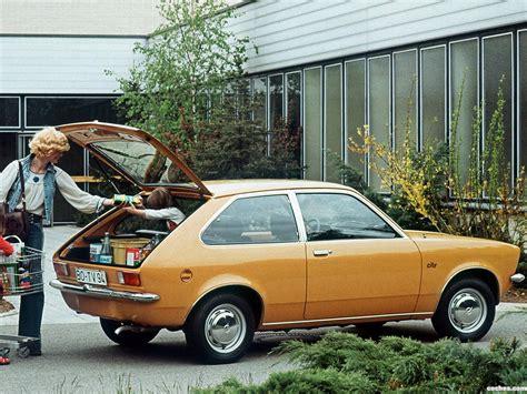opel kadett 1975 fotos de opel kadett c city 1975 foto 2