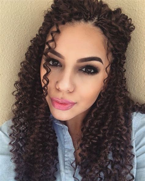 africanexport make a weave look natural with crochet braids my new hairdo natural looking crochet braids freetress ringlet wand curl