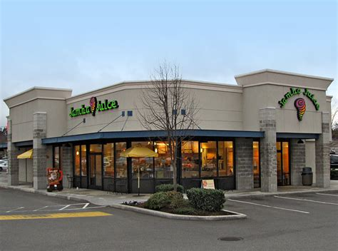 Wwestern Washington Mba by Jamba Juice Tacoma Construction Company Western
