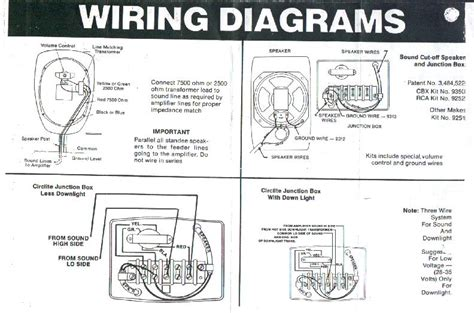 70 volt speaker wiring diagram how to test a 70 volt