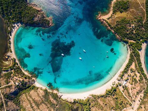 porto vecchio corsica spiagge le spiagge pi 249 della corsica il sud intorno a
