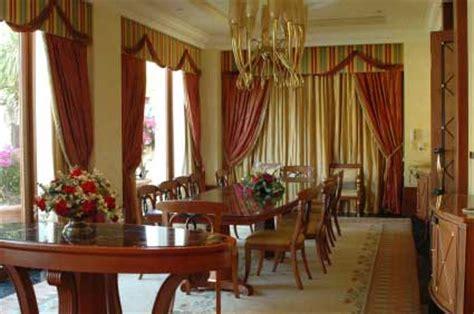 formal dining room curtains curtain pelmet design ideas and exles for interior