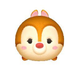Original Disney Tsum Tsum Mini Chip N Dale 3rd Anniversary Sepasang image dale tsum tsum png disney wiki fandom powered by wikia