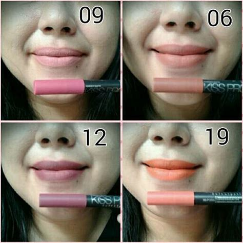 Menow Proof Matte All Variant 19 Warna Lipstick Me Now Proof Review