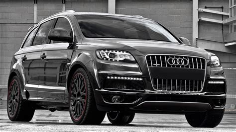 2013 audi q7 quattro wide track by kahn design review