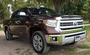 2015 Toyota Tundra 1794 2015 Toyota Tundra All And All Beefed Up That