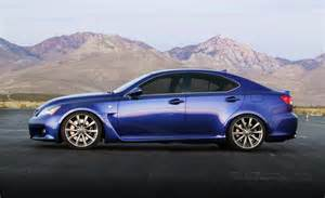 2008 Lexus Is F Car And Driver