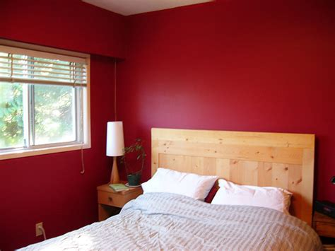 how to paint a room red cool paint ideas red bedrooms cool paint ideas zimbio
