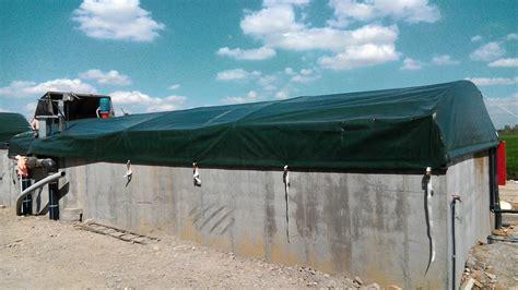 copertura vasca coperture vasche decantazione
