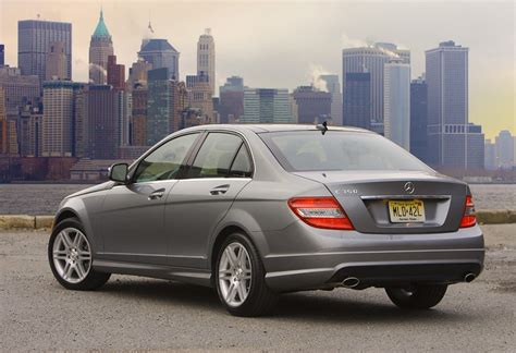2008 mercedes c class starts at 31 975 why does it